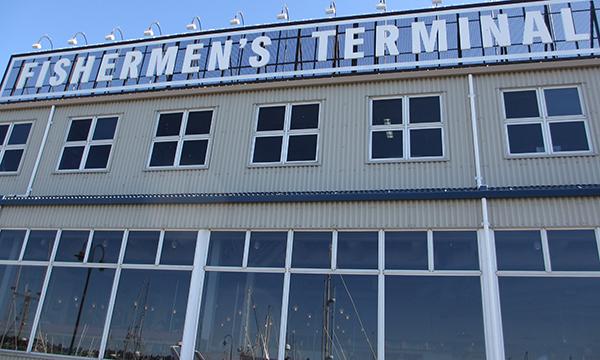 US-OPEN観戦とシアトル観光 – フィッシャーマンズ ターミナル –