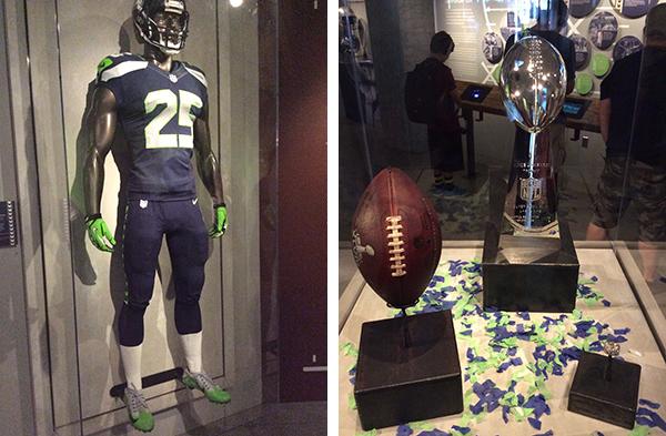 シアトル・シーホークス Seattle Seahawks