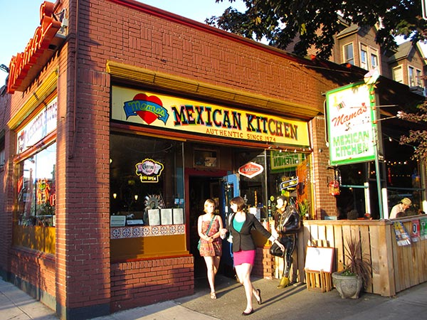 mama's MEXICAN KITCHEN