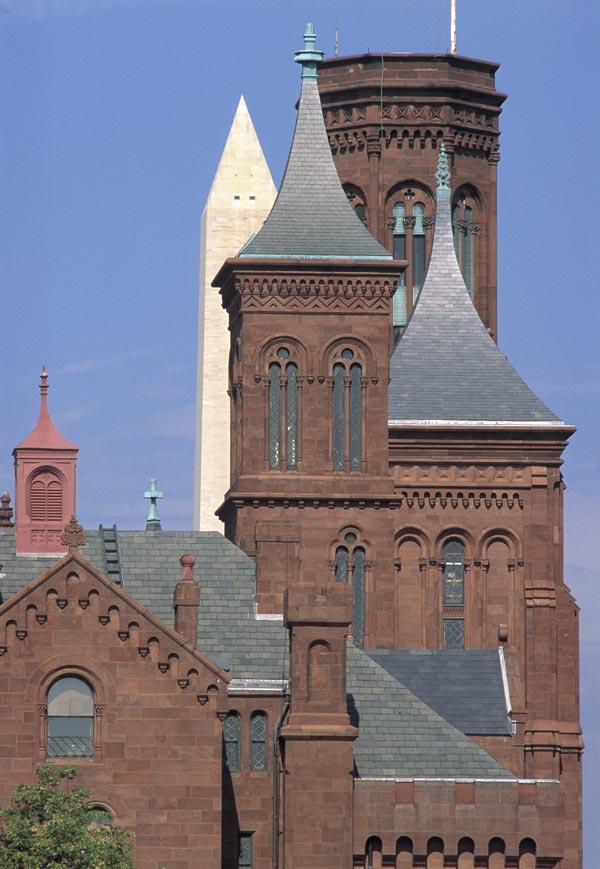 スミソニアン博物館 Smithsonian Museum