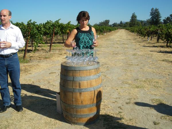 カリフォルニアワインカントリーの旅11