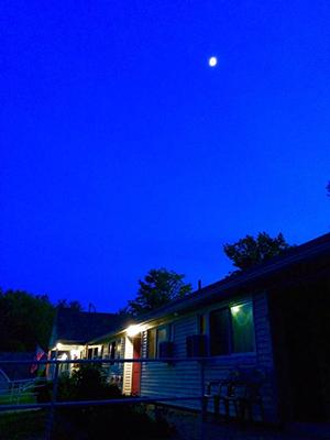 ザビエル大村のニューイングランド見聞録 ~見上げる空には アメリカの月~