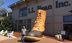 ザビエル大村のニューイングランド見聞録 ~あこがれのL.L.Bean 本店~